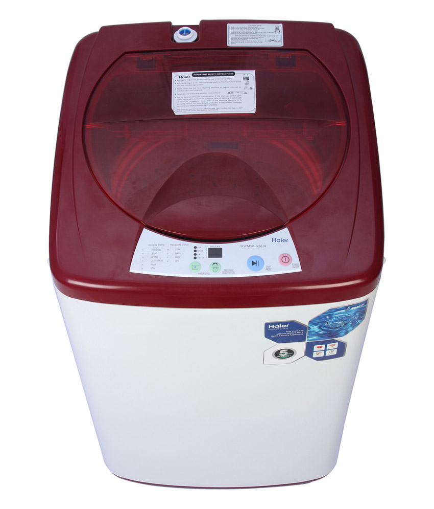 Haier HWM58-020 Fully-automatic Top-loading Washing Machine