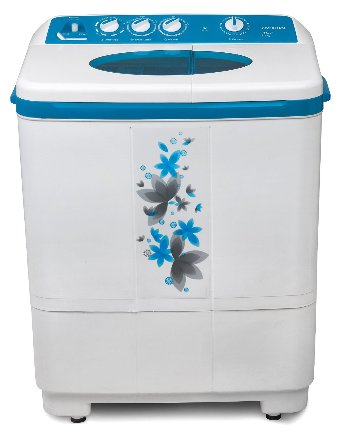 Hyundai HYS72F Semi-automatic Top-loading Washing Machine